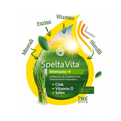 Spelta Vita - Immuno+